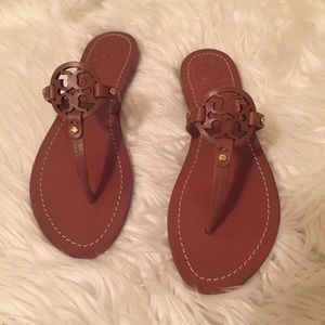 NIB Tory Burch Mini Miller Sandals